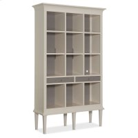 Home Office Open Display Cabinet Product Image