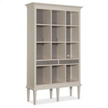 Home Office Open Display Cabinet