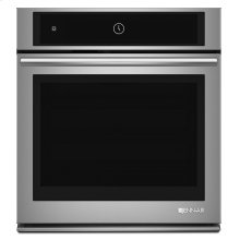"Euro-Style 27"" Single Wall Oven with MultiMode® Convection System Stainless Steel"