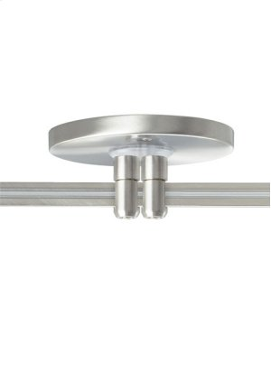 """MonoRail 4"""" Round Power Feed Canopy Low Profile Dual Feed Monorail 4"""" Round Power Feed Canopy Low-profile Dual-feed Product Image"""