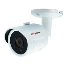 Mini Bullet Camera POE IP 5MP - White