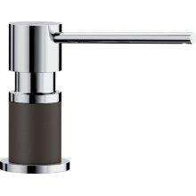 Blanco Lato Soap Dispenser - Café Brown