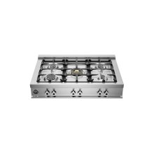 36 Rangetop 5-burner Stainless Steel