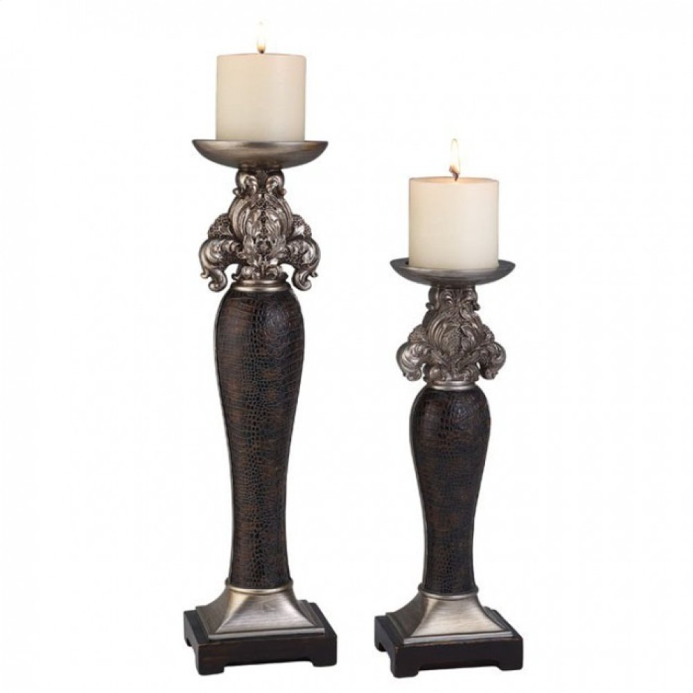 Tracey Candle Holder Set (4/box)