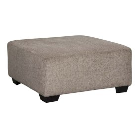 CLEARANCE ITEM--Oversized Accent Ottoman