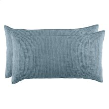 Danica Bluebell King Sham Set