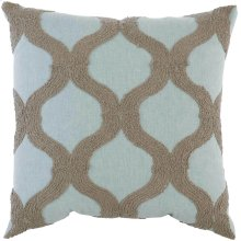 """Luxe Pillows Boucle Ogee (22"""" x 22"""")"""