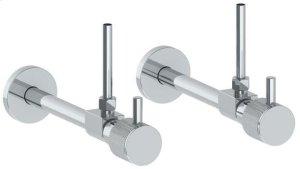 Lavatory Angle Stop Kit -1/2 Sweat X 3/8 Od Compression Product Image