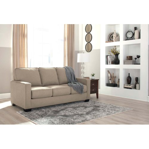 Zeb Full Sofa Sleeper - Quartz