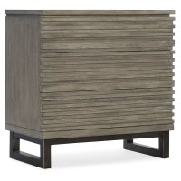 Bedroom Annex Three-Drawer Nightstand Product Image