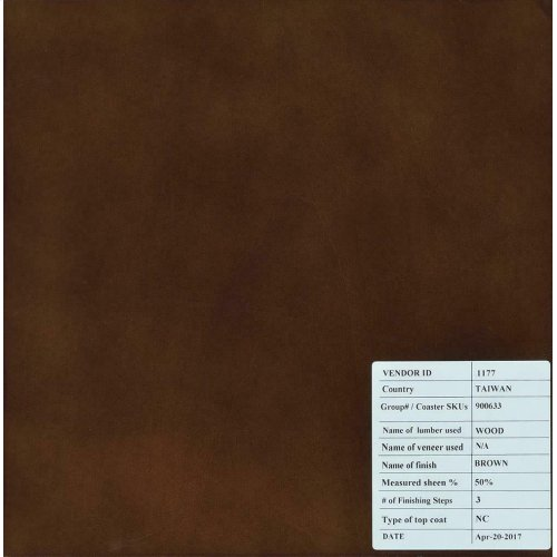 Traditional Brown Coat Rack