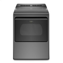 7.4 cu. ft. Smart Capable Top Load Electric Dryer