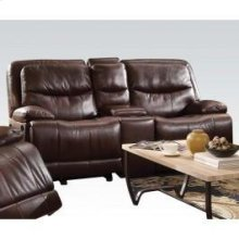 Power Motion Loveseat W/consol