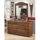 Barchan - Medium Brown 2 Piece Bedroom Set Product Image