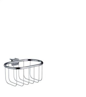 Polished Bronze Corner basket 160/83 Product Image
