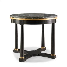 Charleston Foyer Table With Stone Top