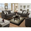 3850 - Flannel Seal Sofa Product Image