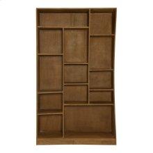 Niagara Cube Bookcase Left