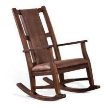 Savannah Rocker w/ Cushion Seat & Back