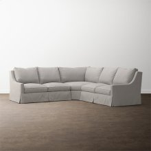 Designer Comfort Bridgewater Custom Sectional