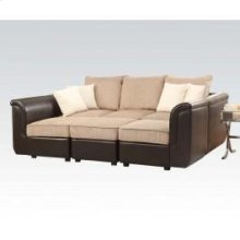 Reversible Sectional Sofa