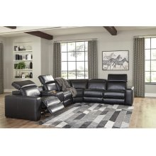 Mantonya - Midnight 6 Piece Sectional