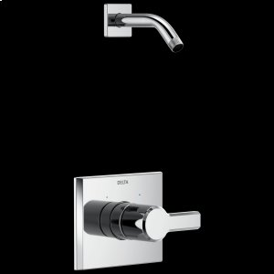 Chrome Monitor ® 14 Series Shower Trim - Less Head Product Image