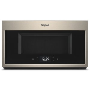 1.9 cu. ft. Smart Over-the-Range Microwave with Scan-to-Cook technology 1 Product Image