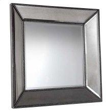 Small Beaded Wall Mirror