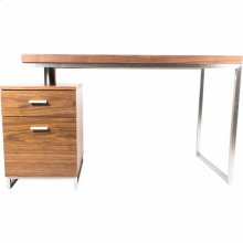Martos Desk Walnut