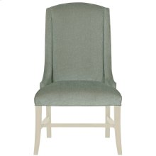 Slope Arm Chair in Chalk