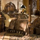 12PC.Queen Comforter Set Olive Product Image