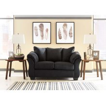 Darcy Loveseat - Black
