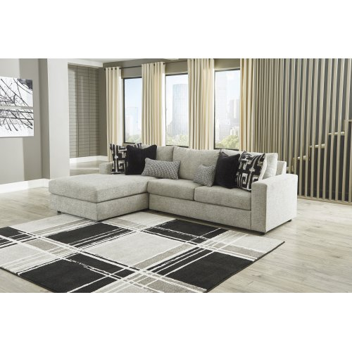 Ravenstone - Flint 2 Piece Sectional