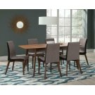 Redbridge Mid-century Modern Five-piece Dining Set Product Image