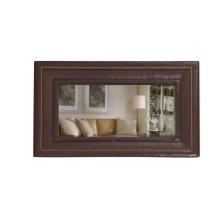 Hughes Upholstered Mirror Horizontal