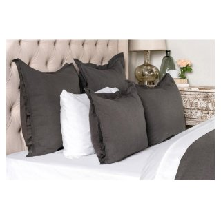 Harlow Charcoal 3Pc King Set