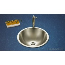 Lavatory Self Rimming Sink cvt-1645