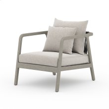 Stone Grey Cover Numa Outdoor Chair - Weathered Grey