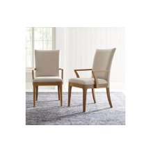 Hygge by Rachael Ray Upholstered Back Arm Chair