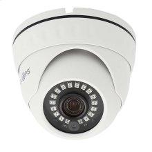 Mini Dome 4K IP Camera- White