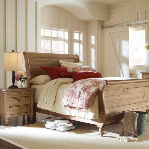 Homecoming Pine Nightstand