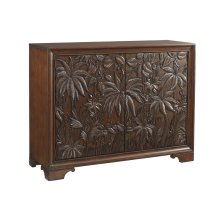 Balboa Carved Door Chest