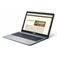 "Asus - X Series 14"" Laptop - Silver"