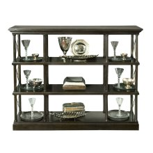 Sutton House Etagere in Dark Mink (367)