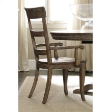 Dining Room Sorella Ladderback Arm Chair