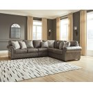 Roleson - Quarry 3 Piece Sectional Product Image