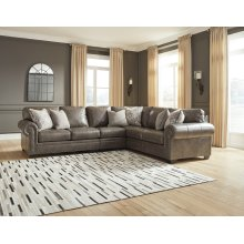 Roleson - Quarry 3 Piece Sectional