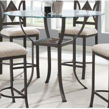 Diamond Tile Counter Table
