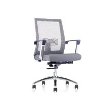 The Jet Arm Light Gray Office